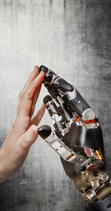 A Blueprint for Restoring Touch with a Prosthetic Hand