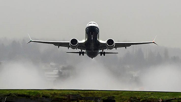 Unnamed airline commits to 125 Boeing 737 MAX 8 jetliners