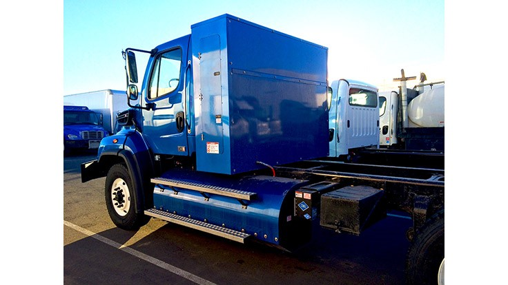McNeilus NGEN brand adds high-capacity back-of-cab CNG configuration
