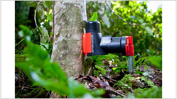 Goodnature's A24 is a Self-Resetting Rodent Trap - PCT