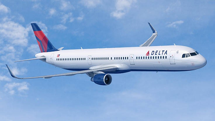 Delta orders 30 additional Airbus A321s