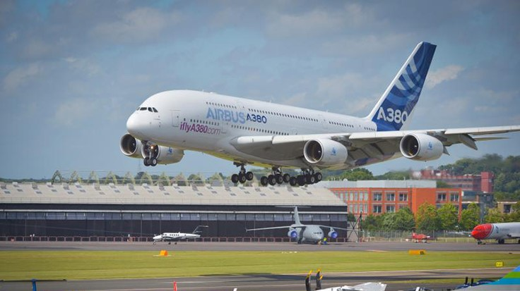 Airbus: $3 trillion aviation aftermarket services in next 20 years