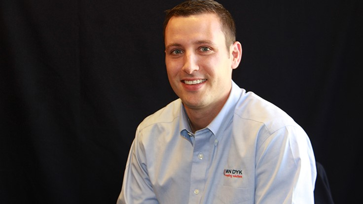 Van Dyk Recycling Solutions adds Midwest sales engineer