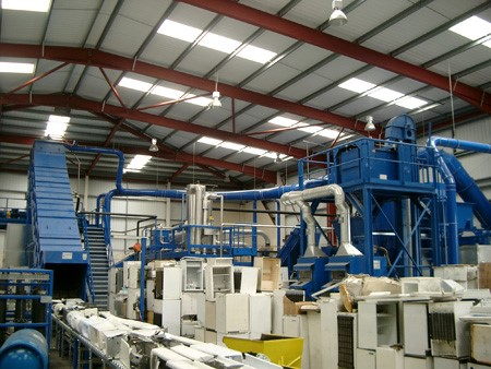 Adelmann Offers Refrigerator Recycling Plants