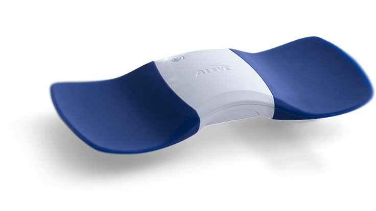 Bayer launches Aleve Direct Therapy TENS Device