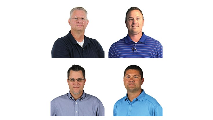 Advanced Turf Solutions welcomes four new sales representatives