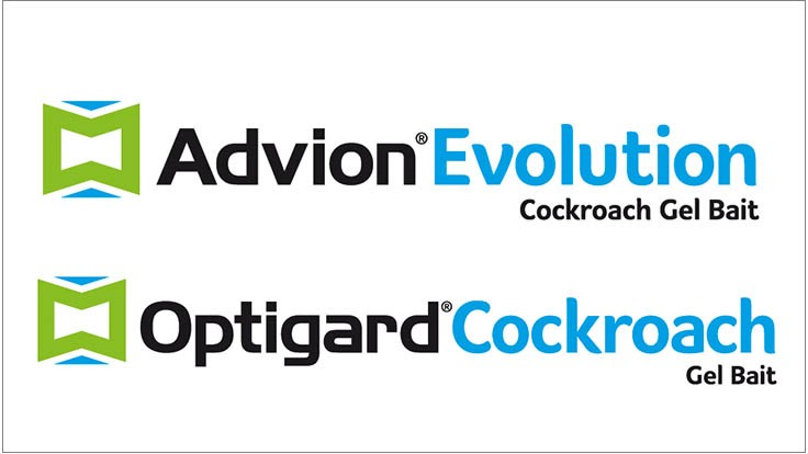 Syngenta Introduces Advion Evolution and Optigard Cockroach Gel Baits