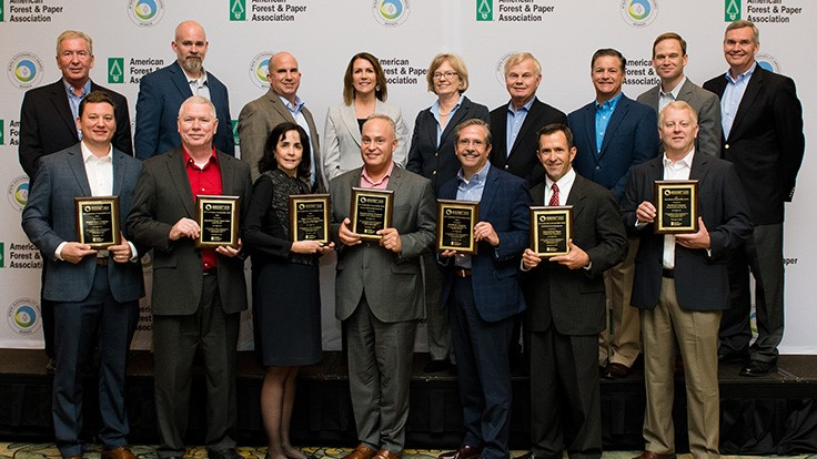 AF&PA presents sustainability awards