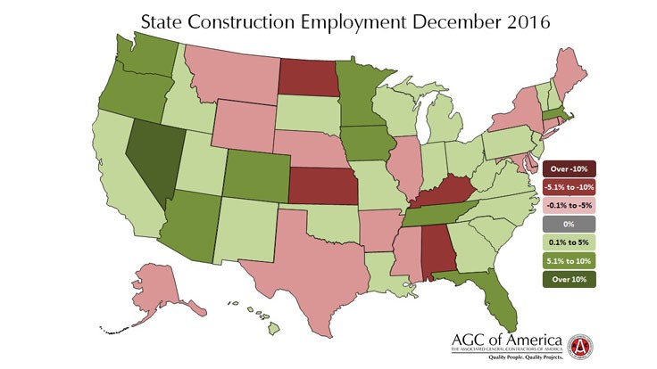 Lack of experienced labor keeps construction companies from hiring