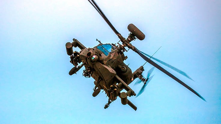 Boeing gets US Army contract for 268 AH-64E Apache helicopters