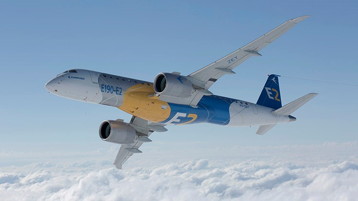 Embraer contracts with Alcoa