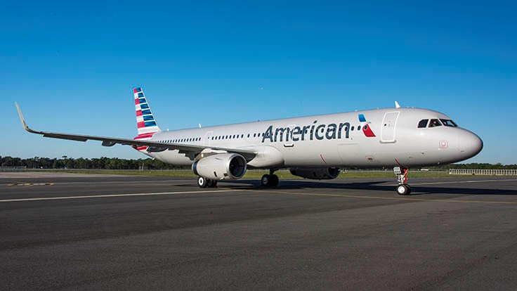 American Airlines receives its first US-produced Airbus aircraft