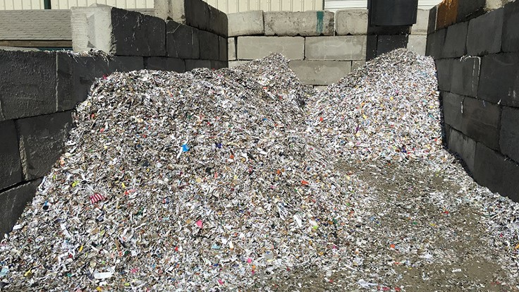 Alpine Waste & Recycling, Momentum partner for glass recycling
