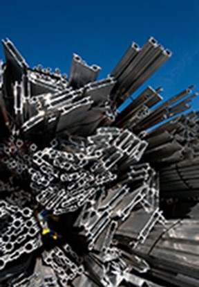 JW Aluminum Finds Scrap Supplier for South Carolina Plant