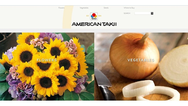 American Takii launches new website