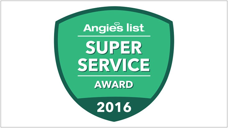 Pair of Companies Win Angie's List Super Service Awards