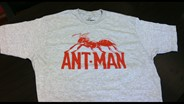 Win an 'Ant-Man' T-Shirt from PCT