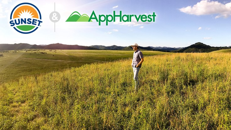 AppHarvest selects SUNSET to re-ignite Coal Country