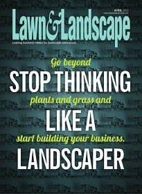 Stop thinking like a landscaper