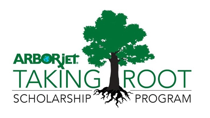 Arborjet announces recipients of 2016 'Taking Root' College Scholarships