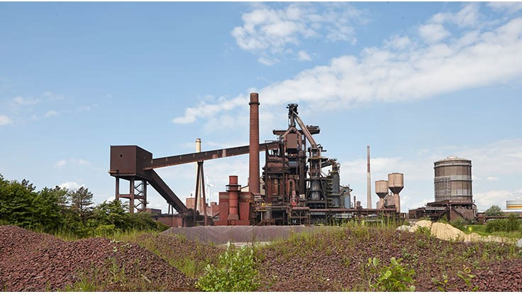 ArcelorMittal honored for slag recycling effort
