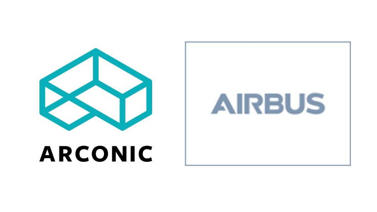 Arconic, Airbus to advance 3D printing for airframe components