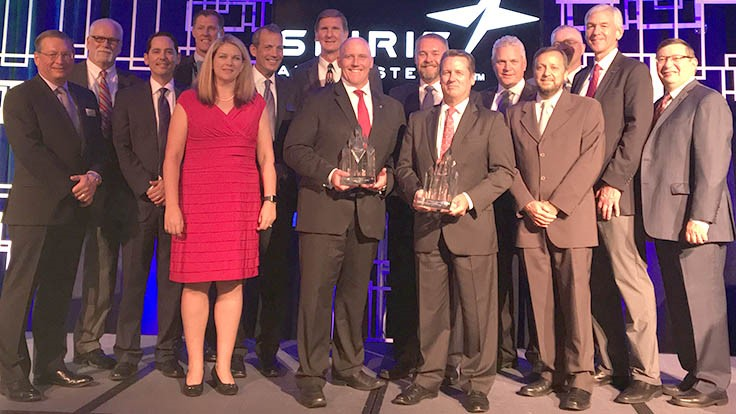 Spirit AeroSystems recognizes Arconic with Values Partner