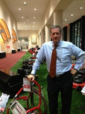 5 Questions with Dan Ariens