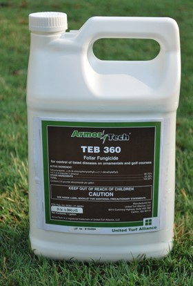 ArmorTech launches tebuconazole fungicide in ornamental markets