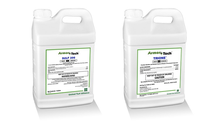 Herbicides added to ArmorTech line