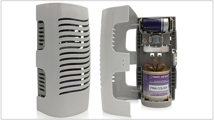 Air-Scent Introduces Aroma One Fan Air Care Dispenser