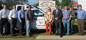 Arrow Exterminators Acquires Terminator Pest Control of Mississippi