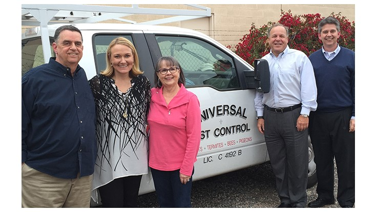 Arrow Exterminators Acquires Universal Pest Control