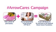 Arrow Exterminators Launches Breast Cancer Awareness Campaign