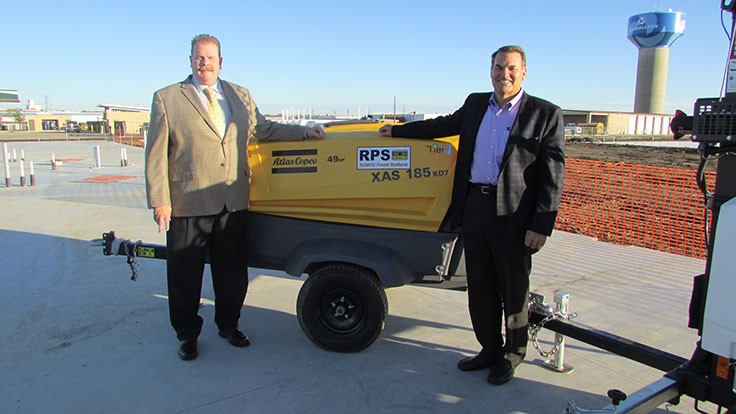 Atlas Copco adds Romco Equipment to dealer network