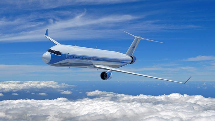 NASA taps Aurora for electric airliner design