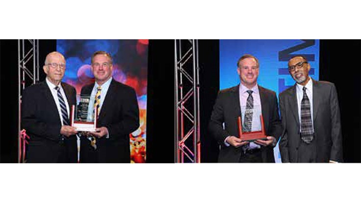 ISRI recognizes recycling industry veterans