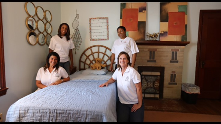P.E.S.T. Relief International Provides Mattresses to Recovery Program