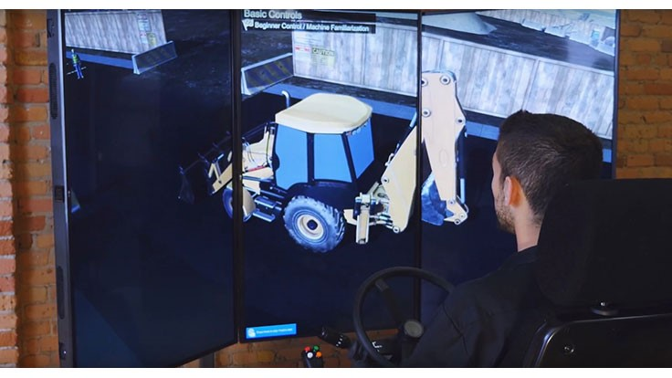 CM Labs to display equipment training simulator at ConExpo-Con/Agg