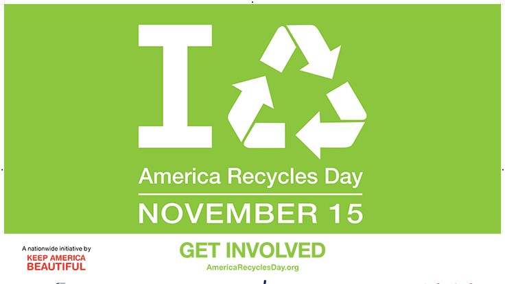 SWANA supports America Recycles Day