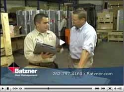 Video: Batzner Pest Management Commercial