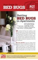 New PCT Store Item: Battling Bed Bugs in Apartments Handout