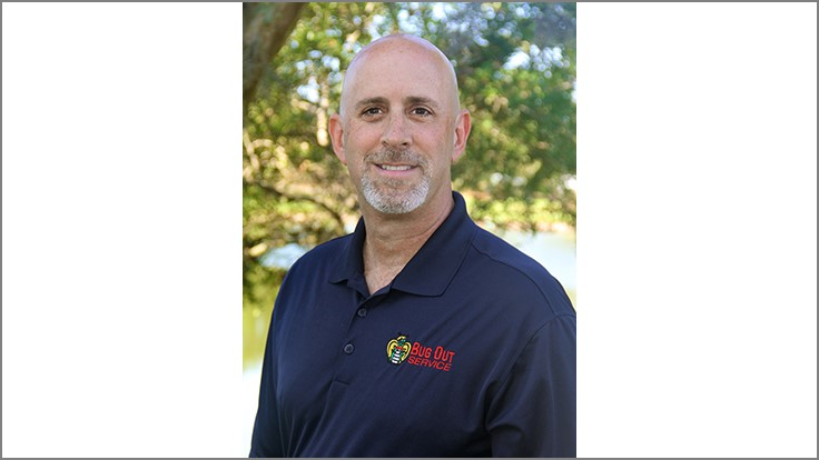 Bug Out Service Hires Regional Vice President, Branch Manager