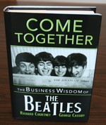 "Enter to Win ""Come Together: The Business Wisdom of The Beatles"""