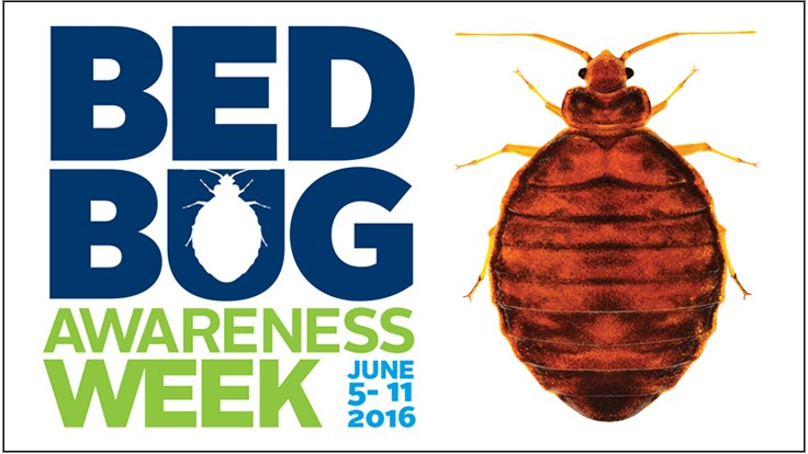 PPMA Announces Bed Bug Awareness Week 2016