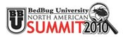 BedBug Central Presents the 2010 North American Summit
