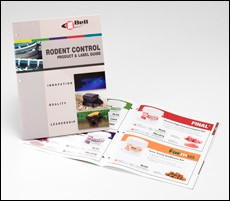 Bell Labs Releases 2011-2012 Rodent Control Product & Label Guide