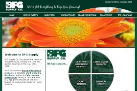 BFG Supply Co. unveils new website