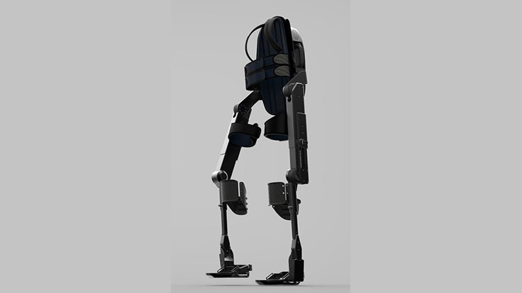 Bionik Laboratories, Wistron partner on exoskeleton technologies