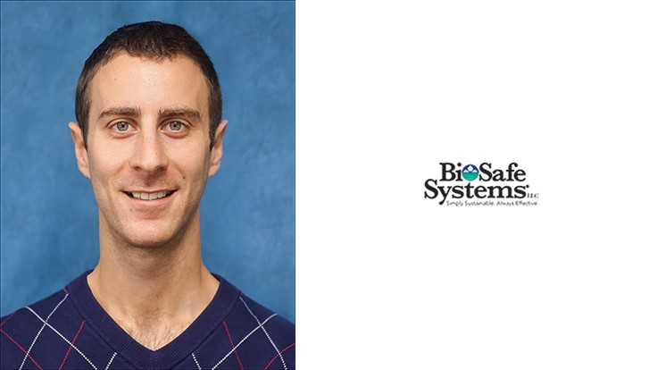 Evan Moreau joins BioSafe Systems' retail team